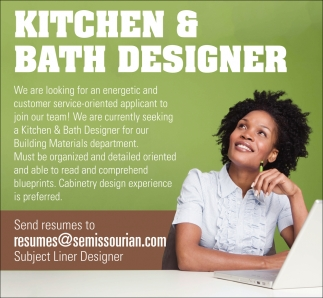 Kitchen & Bath Designer