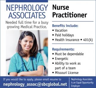 nephrology associates employment jobs from southeast missourian jobs