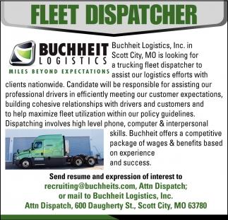 Fleet Dispatcher