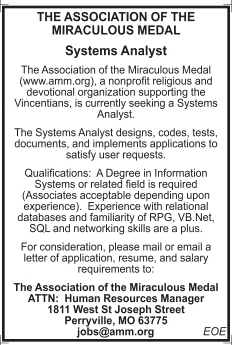 Systems Analyst