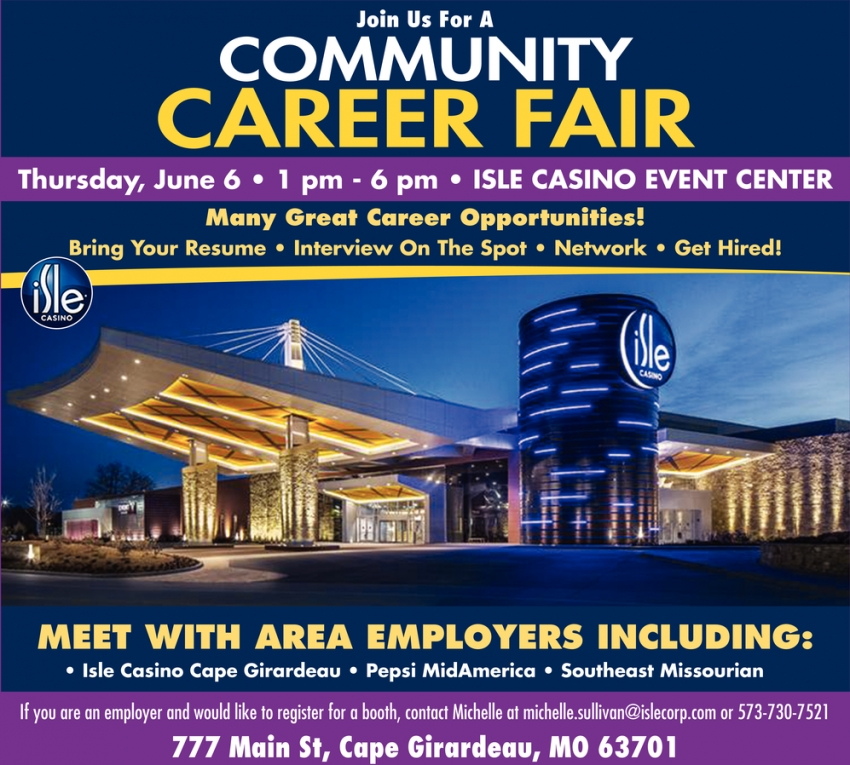 Community Career Fair